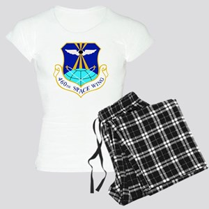 460th Space Wing Crest Women's Light Pajamas