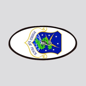 91st Missile Wing Crest Patch