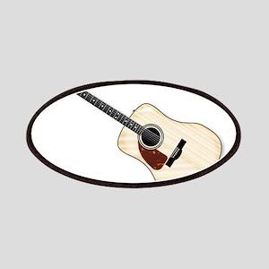 Left Handed Acoustic Guitar Patch