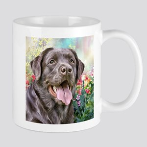 Labrador Painting Mugs