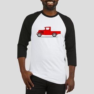 Early Pickup Truck Baseball Jersey