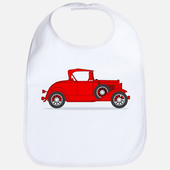 Early Motor Car Bib