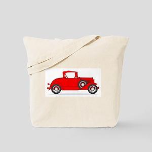 Early Motor Car Tote Bag