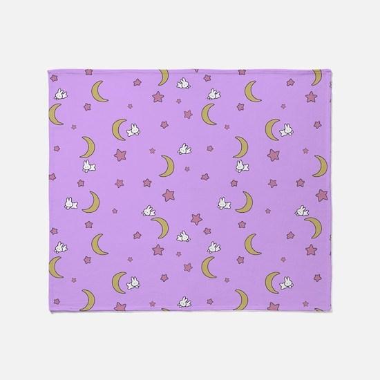 Cute Be inspired Throw Blanket