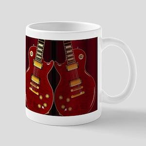 Classic Guitar Reflections Mugs