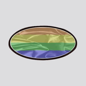 Gay Pride Flag Patch