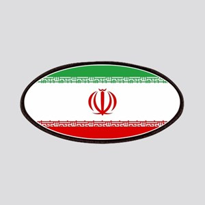 Iranian National Flag Patch