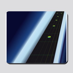 Ebony Fingerboard Mousepad