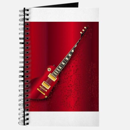 Musical Notes Guitar Journal