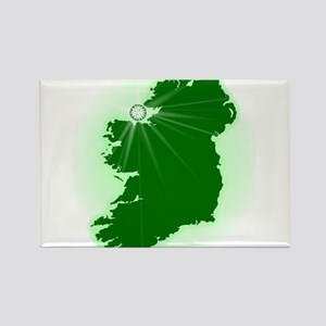 Eire The Emerald Isle Magnets