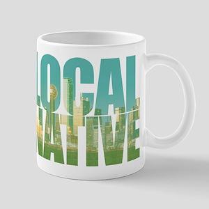 Local Native Texas Mugs