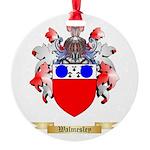 Walmesley Round Ornament