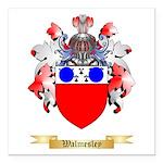 Walmesley Square Car Magnet 3