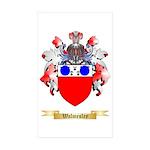 Walmesley Sticker (Rectangle 10 pk)