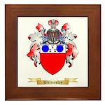 Walmesley Framed Tile