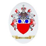 Walmesley Oval Ornament