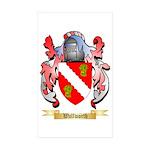 Wallworth Sticker (Rectangle 10 pk)