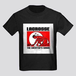 Lacrosse-DrawMan Ash Grey T-Shirt