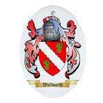 Wallworth Oval Ornament