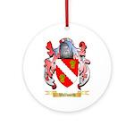 Wallworth Round Ornament