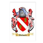Wallwork Postcards (Package of 8)