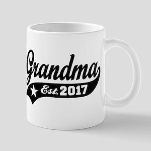 Grandma Est. 2017 Mug