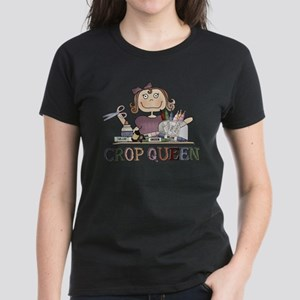 Crop Queen T-Shirt