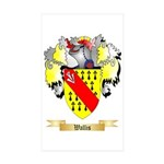 Wallis Sticker (Rectangle 50 pk)