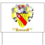Wallis Yard Sign