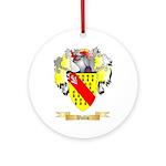 Wallis Round Ornament