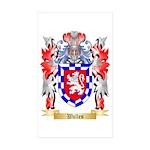 Walles Sticker (Rectangle 50 pk)