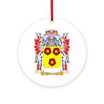 Wallentin Round Ornament