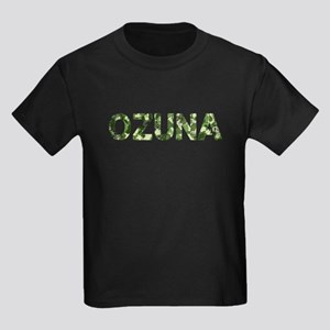 Ozuna, Vintage Camo, Women's T-Shirt