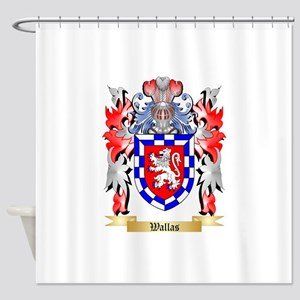 Wallas Shower Curtain