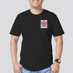 Wallace Men's Fitted T-Shirt (dark)