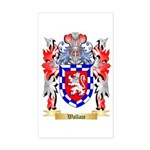 Wallace Sticker (Rectangle)