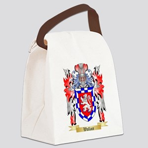Wallace Canvas Lunch Bag