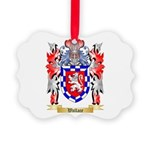 Wallace Picture Ornament