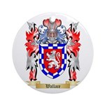 Wallace Round Ornament