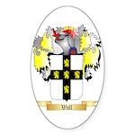 Wall Sticker (Oval 50 pk)