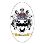 Walkmill Sticker (Oval 50 pk)
