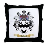 Walkmill Throw Pillow