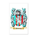 Walkling 20x12 Wall Decal