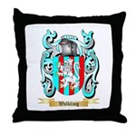 Walkling Throw Pillow