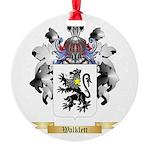 Walklett Round Ornament