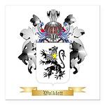 Walklett Square Car Magnet 3