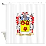 Walkiewicz Shower Curtain