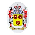 Walkiewicz Oval Ornament