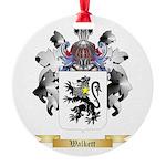 Walkett Round Ornament