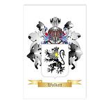 Walkett Postcards (Package of 8)